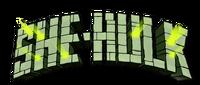 She-Hulk (2017) logo