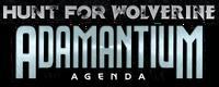 Hunt For Wolverine Adamantium Agenda (2018) logo