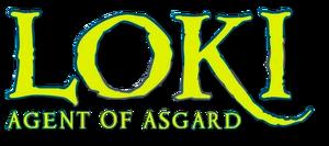 Loki Agent of Asgard (2014) logo