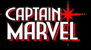 Captain Marvel (1995) logo