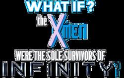 What If Infinity X-Men (2015) logo
