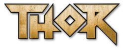 Thor vol 5 (2018) logo
