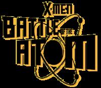 X-Men Battle of the Atom (2013) Logo