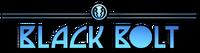 Black Bolt (2017) logo