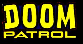 Doom Patrol (1973) logo