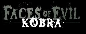 Faces of Evil: Kobra (2009) logo