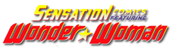 Sensation Comics Featuring Wonder Woman (2014) logo