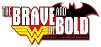 The Brave and the Bold - Batman and Wonder Woman (2018) logo