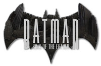 Batman Sins of the Father (2018) logo