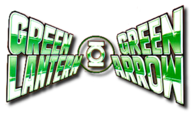 Green Lantern Green Arrow (1983) logo