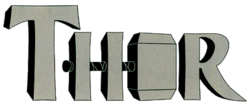Thor (2014) logo3