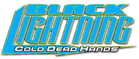 Black Lightning- Cold Dead Hands (2017) logo