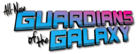 All-New Guardians Of The Galaxy (2017) logo