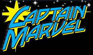 Captain Marvel (2000-2002) 11 logo 1