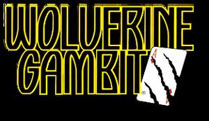 Wolverine Gambit Victims (1995) logo