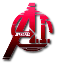 Avengers AI (2013) Logo 2