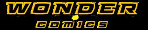 Wonder Comics (2018) logo