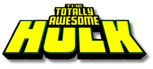 Totally Awesome Hulk (2015) logo