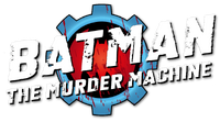 Batman - The Murder Machine (2017-) logo1