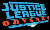 Justice League Odyssey (2018) logo