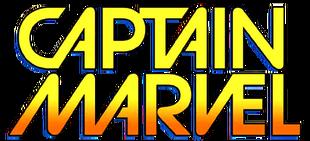 Captain Marvel vol 8 logo