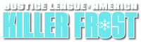 JLA Rebirth Killer Frost (2017) logo