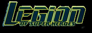Legion of Super-Heroes (1989) logo3