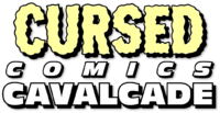 Cursed Comics Cavalcade (2018) logo