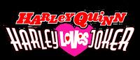 Harley Quinn Harley Loves Joker (2018) logo
