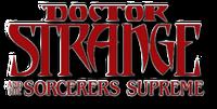 Doctor Strange and the Sorcerers Supreme (2016) logo