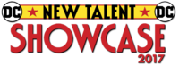 New Talent Showcase 2017 logo