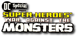 DC Special (1975) SH Against Monsters