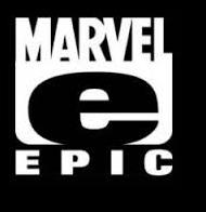 Epic Comics Marvel logo