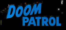 Doom Patrol (1964) logo3