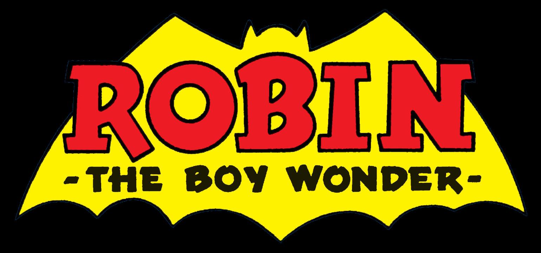 Robin the boy wonder logo