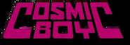 Cosmic Boy logo