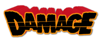 Damage (2018) logo