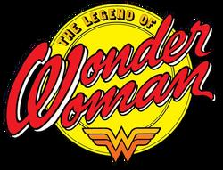 The Legend of Wonder Woman (1986) logo