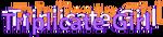 Triplicate Girl logo