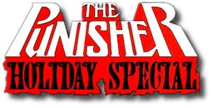 Punisher Holiday Special (1993) logo