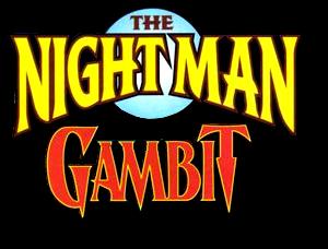 The Night Man & Gambit (1996) logo
