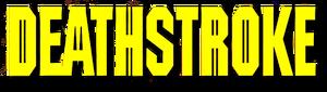Deathstroke (2014) logo