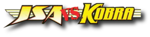 JSA vs. Kobra (2009) logo1
