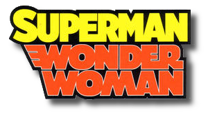 Superman Wonder Woman (2014) logo1