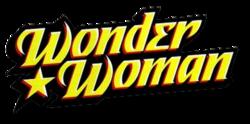 Wonder Woman (2006) Logo2