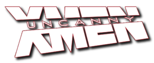 Uncanny X-Men (2016) logo