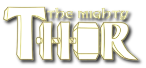 The Mighty Thor (2015) logo