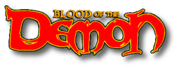 Blood of the Demon (2005) logo