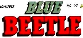 Blue Beetle (1942 Holyoke)