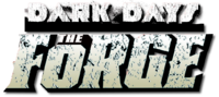 Dark Days The Forge (2017) logo1